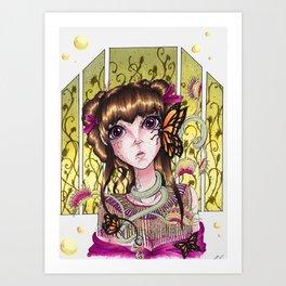 PhoebeTrap Art Print