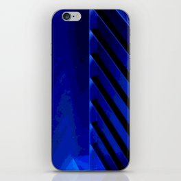 Blue Horizon iPhone Skin