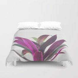 Boat Lily Duvet Cover