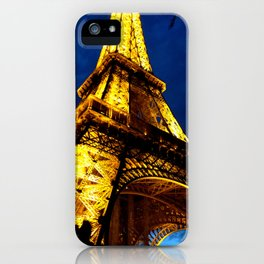 Midnight in Paris iPhone Case