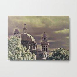 National Shrine of Cerrito de la Victoria Church Metal Print