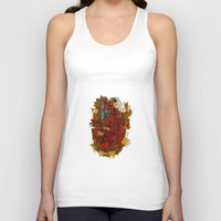 apollo Tank Tops featuring - apollo - by Magdalla Del Fresto