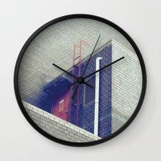 dead ends Wall Clock