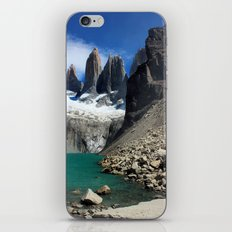 Mirador Las Torres, Patagonia iPhone Skin