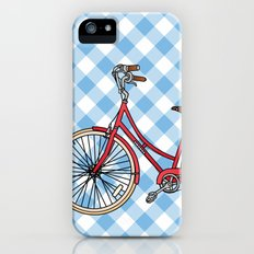 His Bicycle iPhone (5, 5s) Slim Case