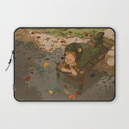 La rivière aux tortues Laptop Sleeve