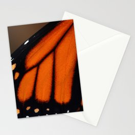Wing of a Monarch Stationery Cards