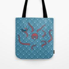 The Last Kraken Tote Bag