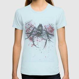spider ink T-shirt