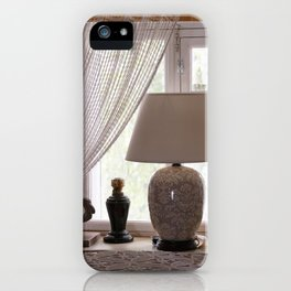 Cosy Home iPhone Case