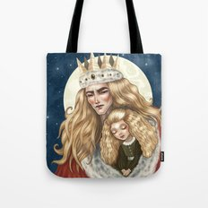 The Golden King and his Treasure Tote Bag