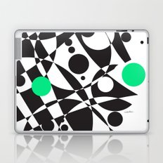 A Touch of Verde Laptop & iPad Skin