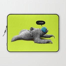 Speed Sloth Laptop Sleeve