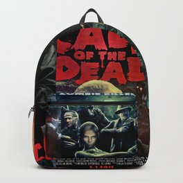 Call of Du-ty Zom-bies Posters Backpack