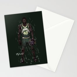 Reign Man Stationery Cards
