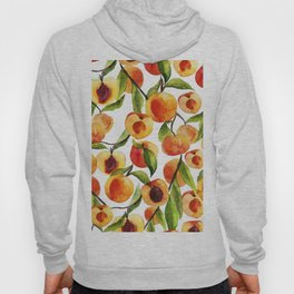 Passionate for peaches Hoody