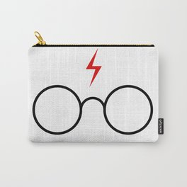 harry poter glasses Carry-All Pouch