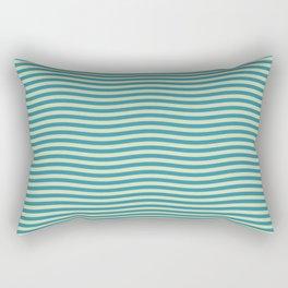 Wavy Waves Rectangular Pillow