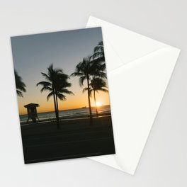 Fort Lauderdale at sunrise Stationery Cards