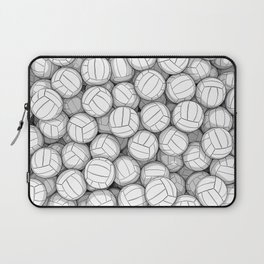 All I Want To Do Is Volleyball Laptop Sleeve