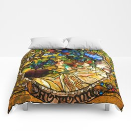 Louis Comfort Tiffany - Decorative stained glass 20. Comforters