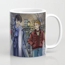 Sherlock fanart Coffee Mug