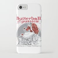 thanksgiving iPhone & iPod Cases featuring Happy Thanksgiving! by Hey!Roger