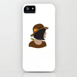 Poppy & Finch iPhone Case