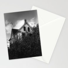 House but Not a Home Stationery Cards
