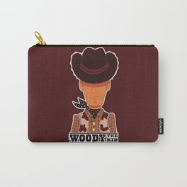 Woody the Kid! Carry-All Pouch
