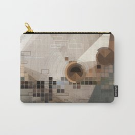 The Hidden Door Carry-All Pouch