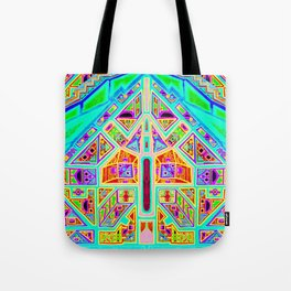 Game of Time Tote Bag