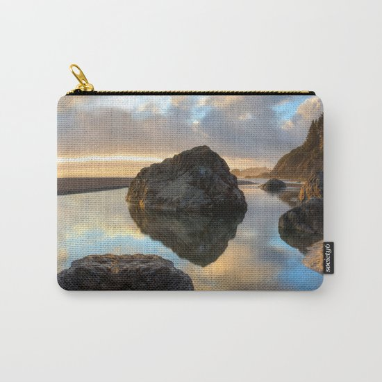 Moonstone Sunset Carry-All Pouch