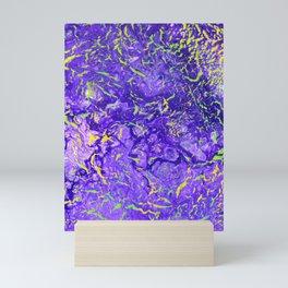 Slipping Through the Cracks Mini Art Print