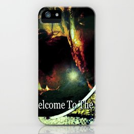 His Madhouse iPhone Case