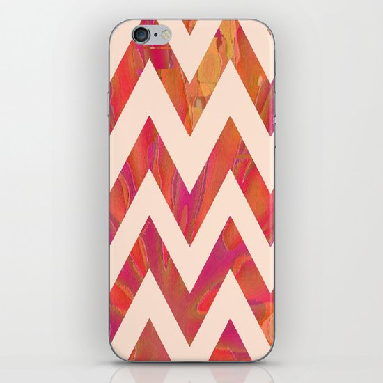 Spitfire Chevron iPhone & iPod Skin