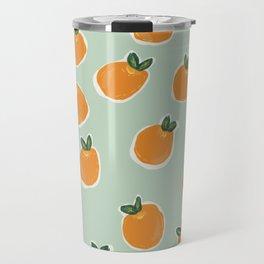 Tiny Clementines Travel Mug