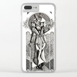 Enchanter Clear iPhone Case