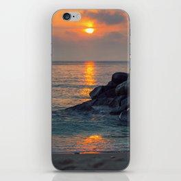 The Ft. Lauderdale Jetties iPhone Skin
