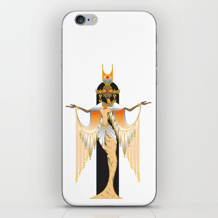 Isis iPhone Skin