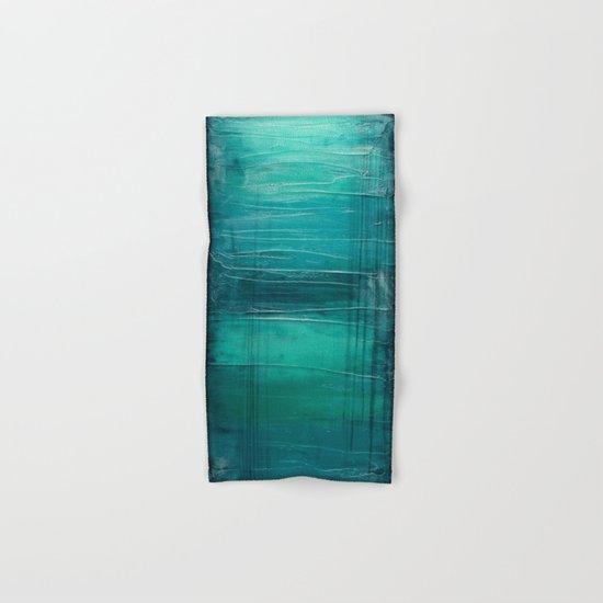 Lagoon Hand & Bath Towel