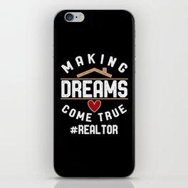#Realtor iPhone Skin