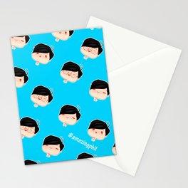 .amazing case. Stationery Cards