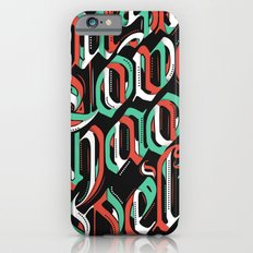 CHAOS - (color) Slim Case iPhone 6s