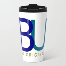 BU An Original (dark) Travel Mug