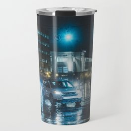 Street Scene - Memphis Photo Print Travel Mug