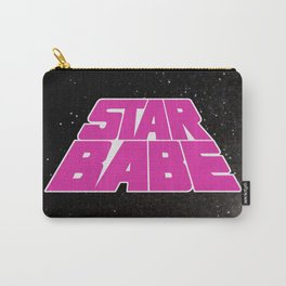 Star Babe Carry-All Pouch