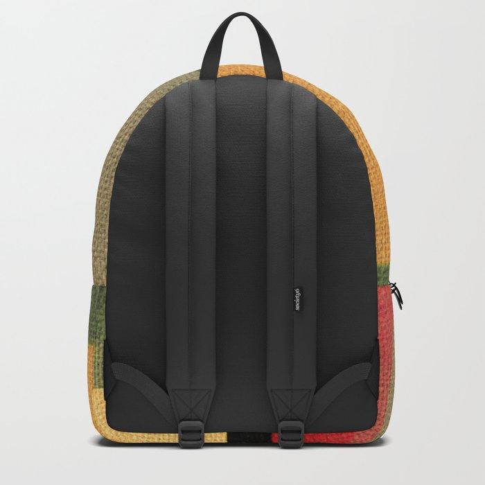 Railroad Train Backpack