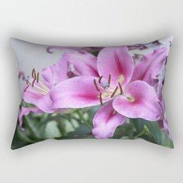 Longwood Gardens Orchid Extravaganza 6 Rectangular Pillow