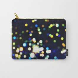 Twinkly starry night texture Carry-All Pouch